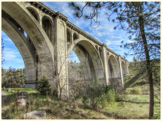Old High Bridge by Leannnorrisbond