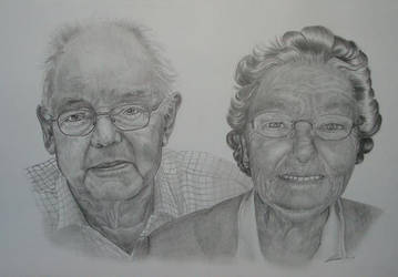 grandparents by Rebeltje