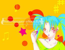 +ID+ Saturation Girl by SabriSugar-chan