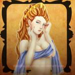 Hera : The Wife of Olympus by SabriSugar-chan