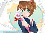 Card Captor Sakura by SabriSugar-chan