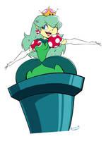Piranette Plant by gamepal