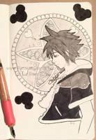 Day 3 - Sora by Rizuii