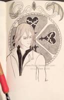 Day 4 - Riku by Rizuii