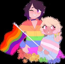 happy pride by tirasu