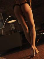 Legs... by Sedorrr