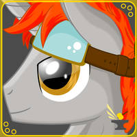 Ironfire Icon - Smaller by PLOTYNSTYNE