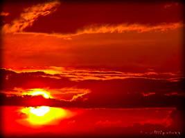 Sunset by Alligatorr