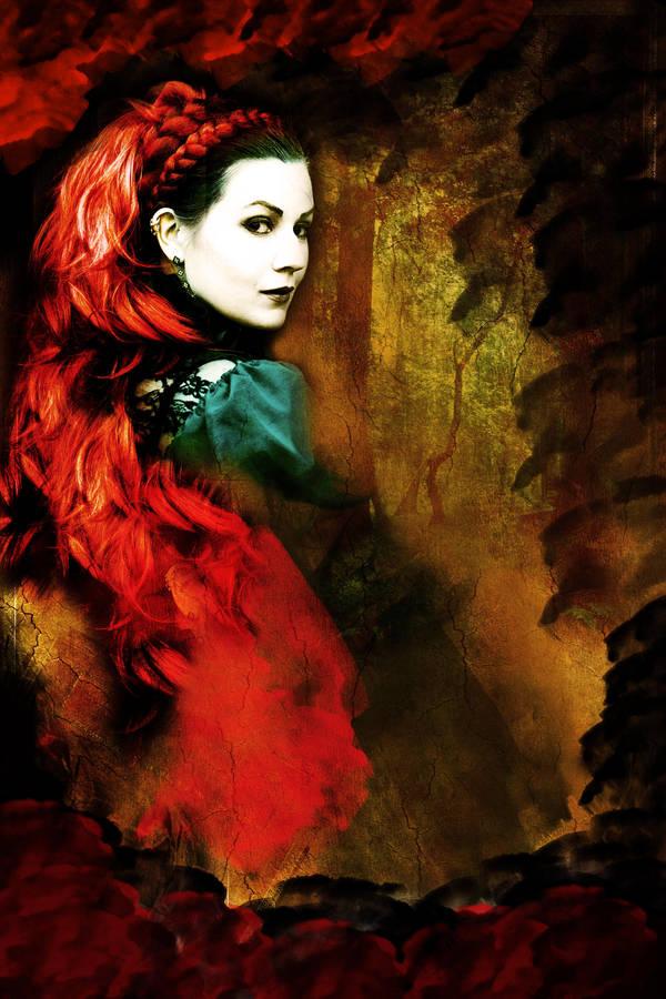 Red Fantasy by somnium79