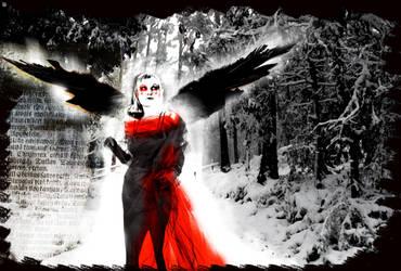 Bloodywings by somnium79