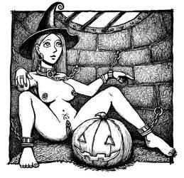 Witch by x-ret