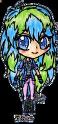 Chibi Juliet by lasercraft32