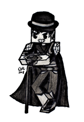 TimeRift (Bendy and the Ink Machine) by lasercraft32
