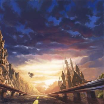 Path towards.. by Alayna