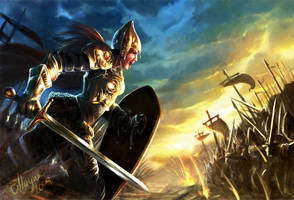 Sikelgaita battle by Alayna