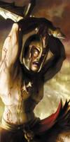 Greek god- Ares by Alayna
