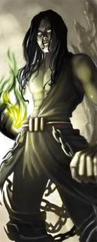 Greek god- Hades by Alayna