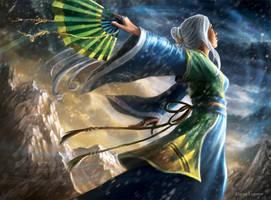 Jade Champion- Asahina Nanae Experienced by Alayna