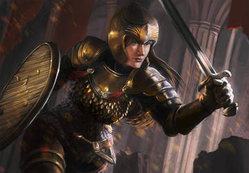 Dominion Adventures: Hero by Alayna