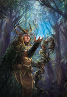 Mystic Vale: Vale of Magic cover by Alayna