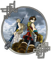 Suikoden II: Winds of Fate by Alayna