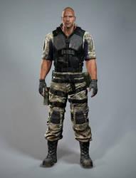 Soldier_G.I.JOE by Rishi-Raj