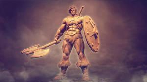 He-Man by Rishi-Raj