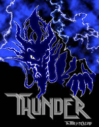 THUNDER Tattoo Studio (Fake) by Ripperfangs