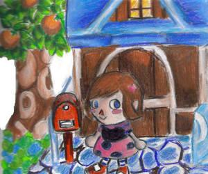 Animal Crossing by SaintMarmalade