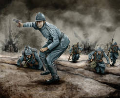 Paths Of Glory by timcatherall