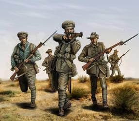 Gallipoli by timcatherall