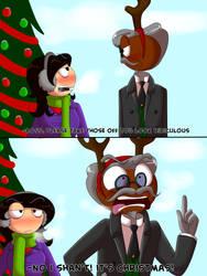 IT'S CHRISTMAS! by BlazingAngel123
