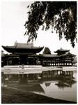 Biyodoin temple by jyoujo