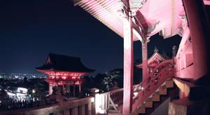 kyoto night scenes by jyoujo