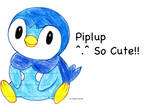 Piplup by GoldheartArt