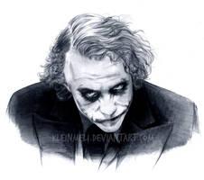 The Joker by kleinmeli