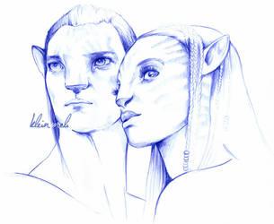 Avatar - Another Version by kleinmeli
