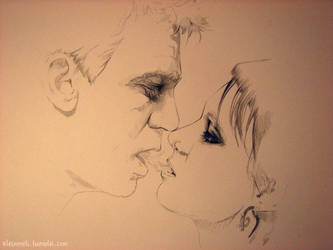 Smokey Kiss by kleinmeli