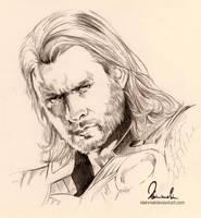 Thor by kleinmeli