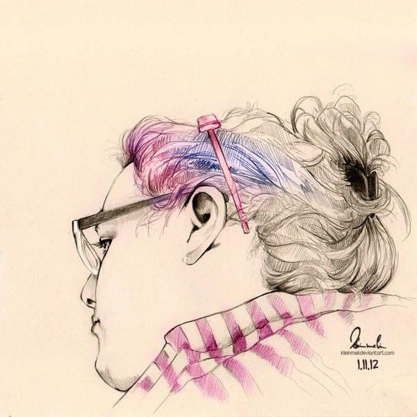 International Self Portrait Day by kleinmeli