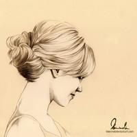 Little Smile by kleinmeli