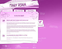Fugly Design by Listoric