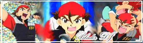 Blader DJ by animeandraia