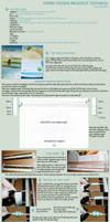 Paper Charm Bracelet Tutorial by Crimefish