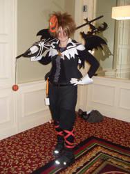 Halloween Town Sora Cosplay By Lorrainebowyarrr On Deviantart