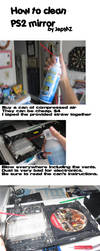 How to clean fat Playstation 2 by JepMZ