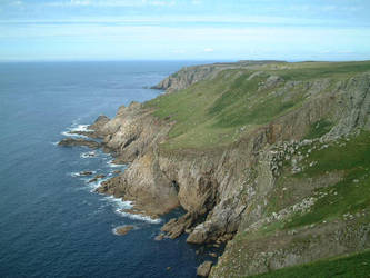 lundy island by The-Great-1