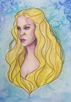 Princess Goldilocks by Alenach