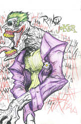 The DEAD JOKE by Monsterking777