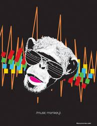 MusicMonkey by JWalter-Design